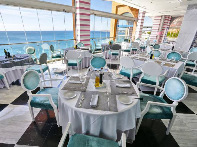 Restaurant hydros hotel & spa benalmádena