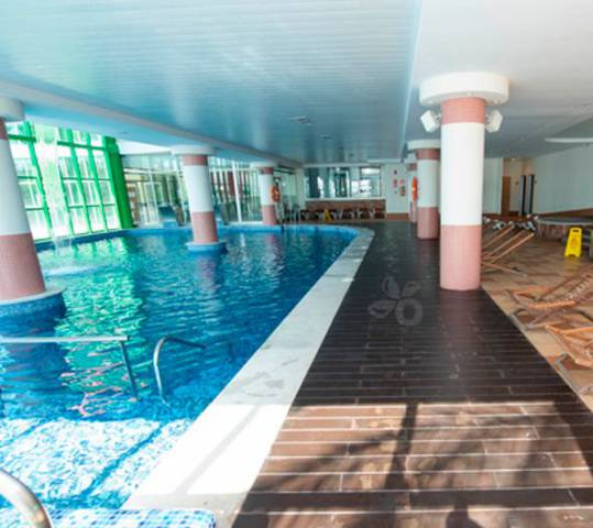 Health club hotel holiday world riwo benalmádena