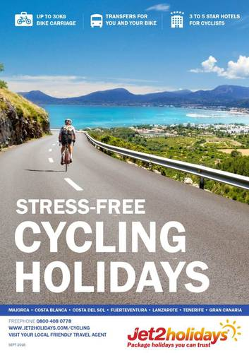 Holiday World elegido como destino cicloturista por Jet2holidays Holiday World Resort
