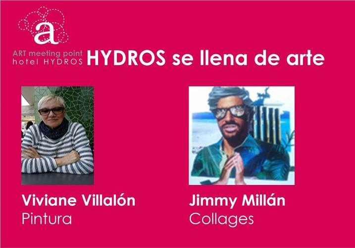 El Hydros Hotel Boutique Spa & Wellness pone de nuevo en marcha el proyecto Art Meeting Point Holiday World Resort