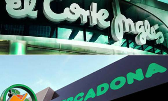 El Corte Inglés y Mercadona refuerzan su liderazgo en retail Holiday World Resort
