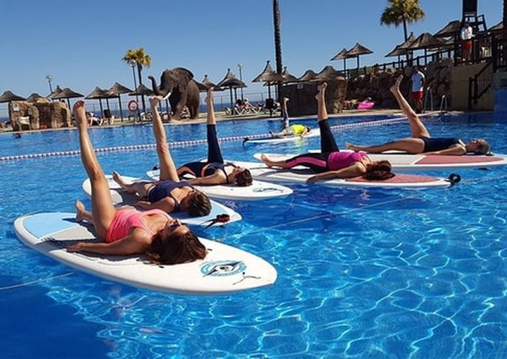 Clases Pilates SUP