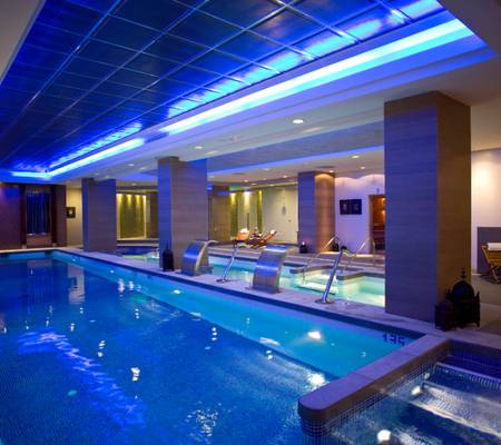 Spa in Allen Hotels Holiday World Resort